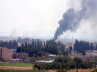Cerablus'ta iki büyük patlama! Türkiye'den de hissedildi