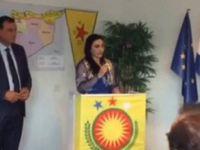 PYD Hollanda'da temsilcilik açtı