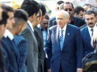 Kayyum atanan MHP'li belediye için Bahçeli'den ilk yorum
