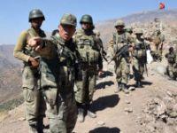 PKK'nın tepesine 'balyoz' gibi indi