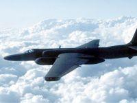 ABD'nin casus uçağı düştü