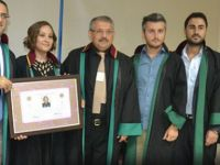 Kocaeli barosuna 6 yeni avukat