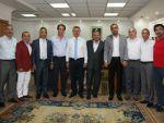 Karabulut'tan Gebze ticaret Odası'na veda ziyareti