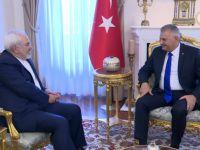 Başbakan İran Dışişleri Bakanıyla görüştü