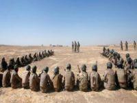 IŞİD, Başika kampına saldırdı