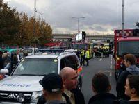 Havalimanında kimyasal alarm! Yolcular tahliye edildi