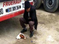 Türk Şoförler sınırda perişan oldu, 'Cenazeniz bile geçemez' dediler