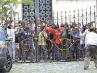 Venezuela'da halk meclisi bastı