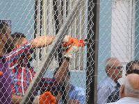 Nusaybin'de tel örgüler bir bir kaldırılıyor