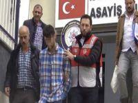 Lüks araçları çalan vale tutuklandı