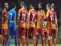 Galatasaray tur atladığı maçta zarar etti