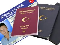 Herkesi ilgilendiriyor! Ehliyet ve pasaportta yeni dönem