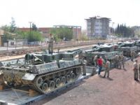 Askeri birliklerin taşınması tamamlandı