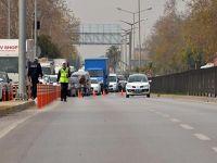Yola çıkacaklar dikkat! İstanbul'da birçok yol trafiğe kapalı!