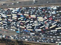 Trafik Çilesi 1 Hafta Sonra Bitiyor