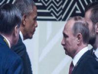 Putin ve Obama'dan sürpriz görüşme!