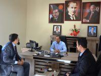 Toltar, Palgaz yetkililerini ağırladı