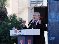 """Kılıçdaroğlu,""""Cumhuriyeti kuran felsefe hepimizin ortak değerleri olmak zorundadır"""""""