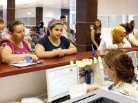 Çalışan anneye bin 540 lira bakıcı parası