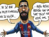 İspanya Arda'yı konuşuyor: Özür diledi