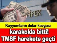 Kayyumların dolar kavgası karakolda bitti! TMSF harekete geçti