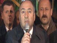 """MHP'lilerden """"Teröre Lanet Şehitlere Saygı"""" Yürüyüşü"""
