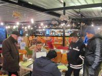 Huzurlu bir yılbaşı için Büyükşehir ekipleri iş başında