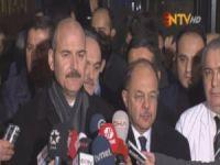 Son Dakika! İçişleri Bakanı Soylu: Saldırıyı Gerçekleştiren 1994 Doğumlu Çevik Kuvvet Polisi Mert Altıntaş