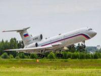 Düşen Uçakta Sanatçılar ve Rus Basın Mensupları Vardı