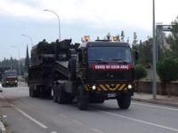 El-Bab'a askeri sevkiyat