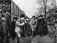 Gazi Mustafa Kemal Atatürk'ün Ankara'ya gelişinin yıl dönümü