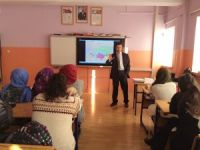 Hoca Ahmet Yesevi konferansı yapıldı