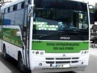 Büyükşehir'den Gebze'ye beş yeni otobüs güzergahı