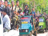 Militanlar hapishaneye saldırdı! Örgüt mensupları firarda