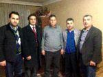 AK Parti ziyaretlere devam ediyor