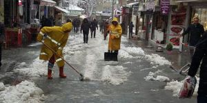 Gebze'de ekipler iş başında
