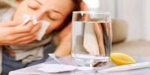 Gribin tedavisi antibiyotik değil bol sıvı