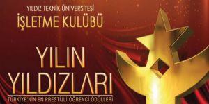 """Yılın Yıldızları Ödülleri"""" Sahiplerine Verildi"""