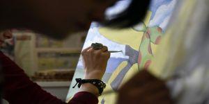Gümüşhane'nin ilk ve en sıradışı sanat merkezi açıldı