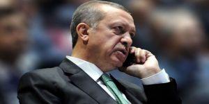 Erdoğan'dan Atambayev'e taziye telefonu