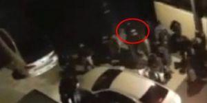 Teröristin yakalandığı operasyona damga vuran görüntü