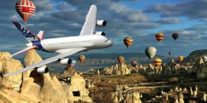 Ünlü tatil bölgesine 5 ay uçak kalkmayacak!