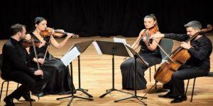 "Anadolu Üniversitesi'nde ""Semplice Quartet Konseri"""