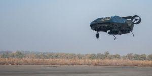 Bin 500 kilo taşıyor, pilot olmadan uçabiliyor
