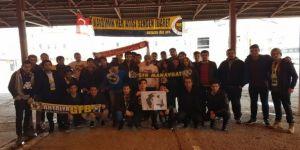 Genç FB ve UltrAslan 'Sefa' için bir araya geldi