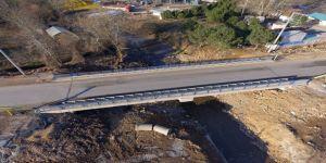 Gebze Tavşanlı köprüsü tamamlandı