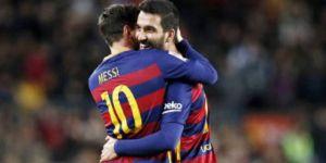 Arda'nın sonunu Messi getirdi