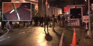 Emniyet ve AK Parti binalarına lav silahlı saldırı!