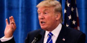 Trump ilk bombasını patlattı, imzayı attı