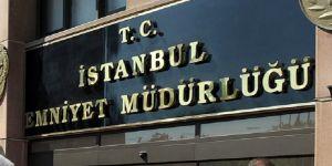 İstanbul Emniyet Müdürlüğü önünde silah sesleri!